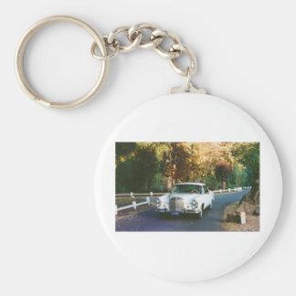 cupé 1965 del Benz 220SEb de Mercedes del llavero
