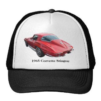 Cupé clásico del Corvette Gorras De Camionero