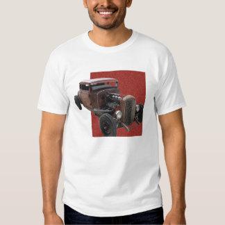 Cupé oxidado camisas