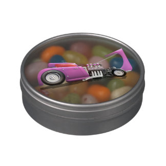 Cupé púrpura de Ford de la pasión 32 Jarrones De Caramelos