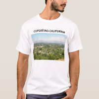 Cupertino California Photo T-Shirt