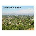 Cupertino California Postcard