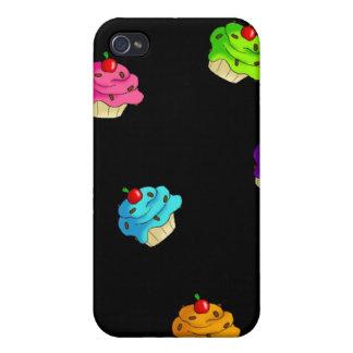 Cupeycake iPhone 4/4S Funda
