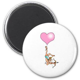 Cupid Airborn Fridge Magnet