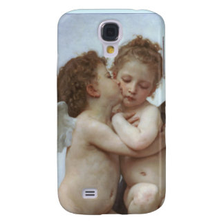 Cupid and Psyche as Babys Galaxy S4 Case