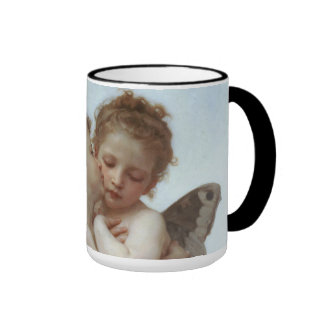 Cupid and Psyche as Children Coffee Mug