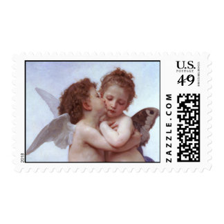 Cupid and Psyche Postage