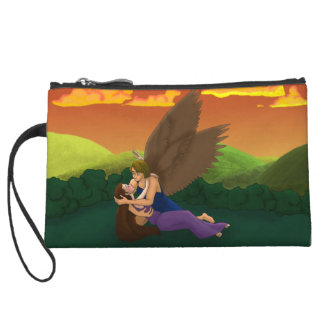 Cupid and Psyche reunited Wristlets