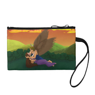 Cupid and Psyche reunited Coin Wallets