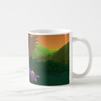 Cupid and Psyche reunited Classic White Coffee Mug