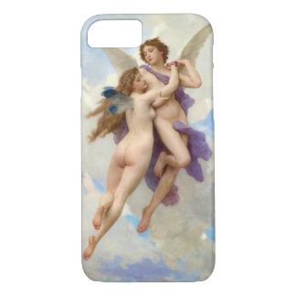 Cupid and Psyche Vintage Bouguereau iPhone 7 Case