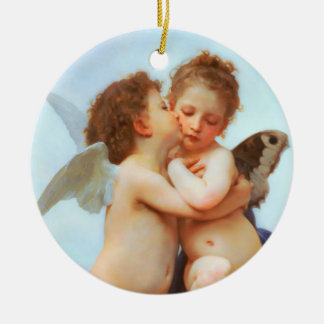 Cupid and Psyche Wedding Ornament