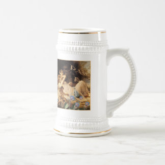 Cupid and the Cherubs - Adam and Eve Beer Stein