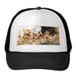 Cupid and the Cherubs - Adam and Eve Trucker Hat