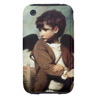 Cupid as a Link Boy iPhone 3 Tough Cover