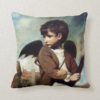 Cupid as a Link Boy Pillow