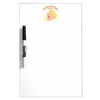 Cupid Bootan Dry-Erase Board