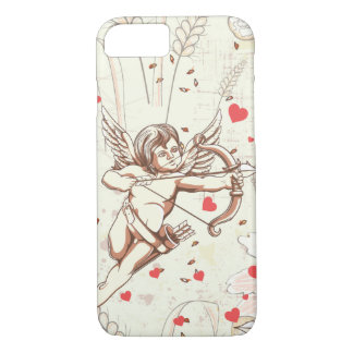 Cupid Bow and Arrow iPhone 8/7 Case