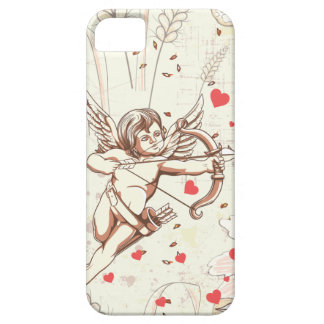 Cupid Bow and Arrow iPhone SE/5/5s Case