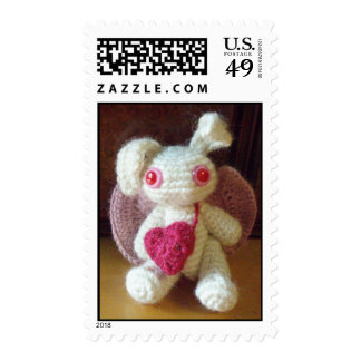 Cupid Bun Stamp