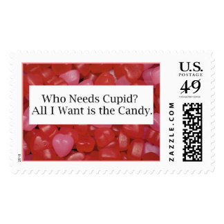 Cupid Candy Postage