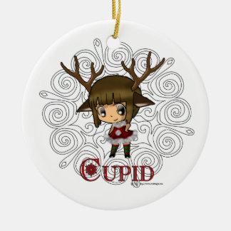 Cupid Christmas Tree Ornament