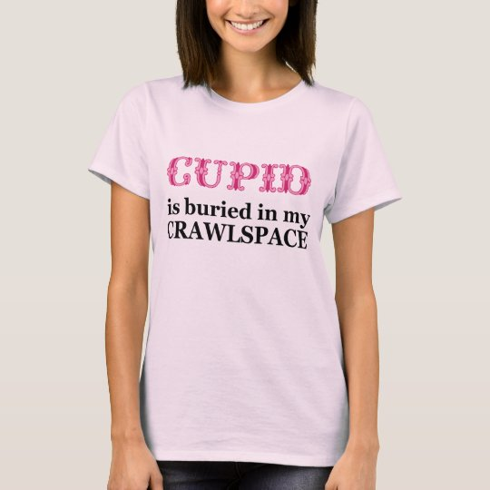Cupid: Crawlspace Playera