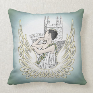 Cupid Cupid Throw Pillow