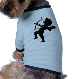 Cupid - Cupids Bow and Arrow of Love Doggie T-shirt