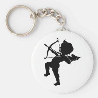 Cupid - Cupids Bow and Arrow of Love Keychain