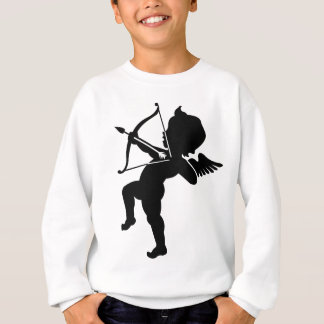 Cupid - Cupids Bow and Arrow of Love Sweatshirt