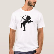 Cupid - Cupids Bow and Arrow of Love T-Shirt