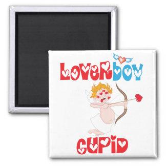 Cupid de Loverboy Imanes