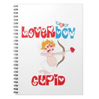 Cupid de Loverboy Libretas
