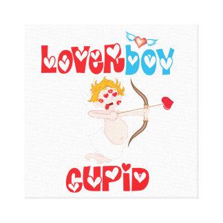 Cupid de Loverboy Lona Estirada Galerias