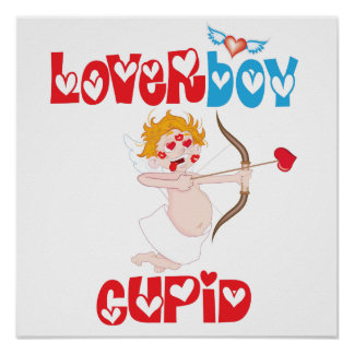 Cupid de Loverboy Poster
