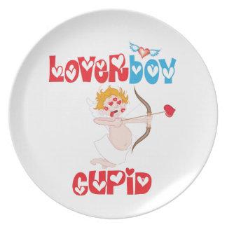 Cupid de Loverboy Platos De Comidas