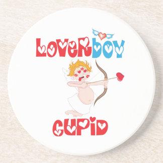Cupid de Loverboy Posavasos Diseño