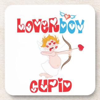 Cupid de Loverboy Posavasos De Bebida