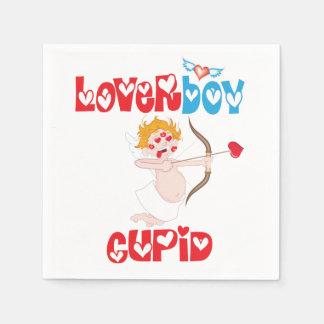 Cupid de Loverboy Servilleta Desechable