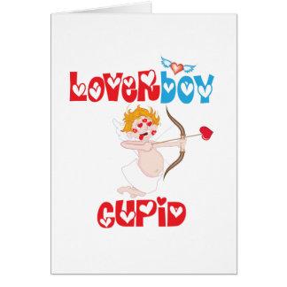 Cupid de Loverboy Tarjetón