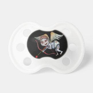 Cupid del zombi chupetes de bebé