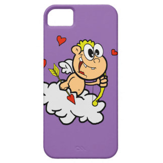 Cupid divertido funda para iPhone 5 barely there