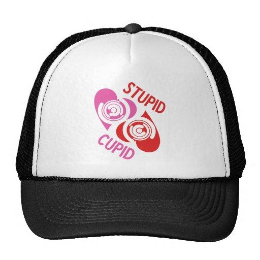 Cupid estúpido gorra