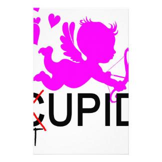 Cupid estúpido Tee.png Papeleria