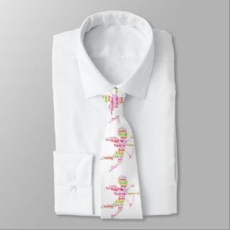 Cupid feliz divertido romántico dulce del amor de corbata