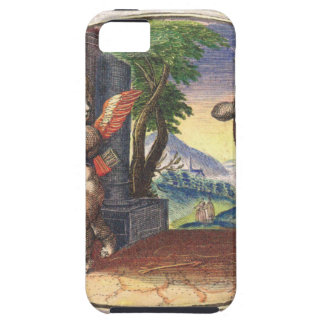 Cupid fleeing from a demon; Emblemala amatoria; iPhone 5 Cases