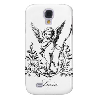 Cupid Galaxy S4 Cover