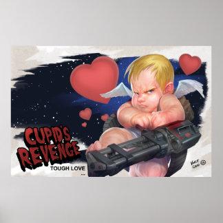 Cupid Guerra moderna Posters