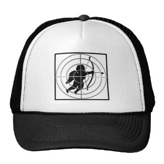 Cupid in Sight (Add your text) Trucker Hat